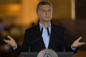 Macri abre la última asamblea legislativa de su mandato presidencial