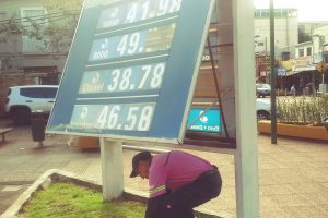 La nafta Premium cuesta 63 pesos en Misiones y la súper cotiza en 56