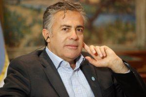 Cornejo pateó el tablero y puso en duda la reelección de Macri