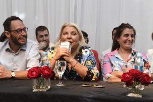 Lilita Carrió: «Nosotros somos Cambiemos, pero no somos corruptos»