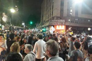 Cacerolazos en Buenos Aires contra los aumentos de tarifas