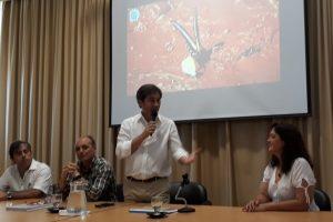 La EBY relanzó el plan para poner en valor la reserva casi-urbana Urutaú, situada entre Candelaria y Garupá