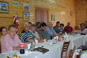 Presentaron créditos para el sector foresto industrial