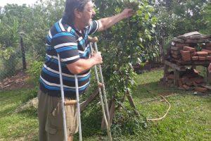 Con barreras y sin excusas Víctor Horchuk apuesta fuerte al trabajo en su tierra