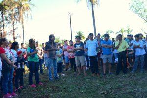 Con trabajo y organización militantes del PAyS y el Evita apuestan a la soberanía alimentaria