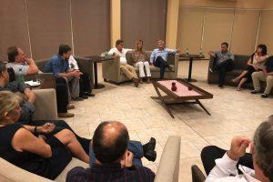 Rogelio Frigerio se reunió con la Mesa Cambiemos Misiones