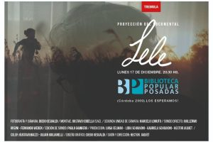 El documental «Lele» llega al cineclub de Posadas