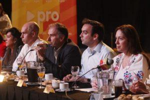 El PRO analizó los tres años de Macri y cerró el año con optimismo