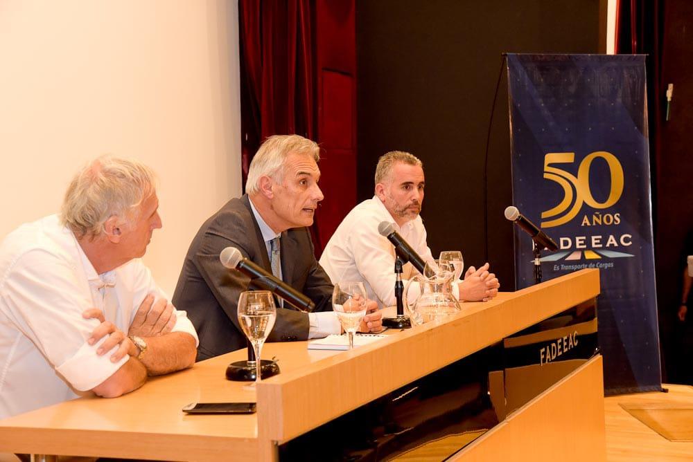 """""""Queremos una institución más federal"""", afirmó Mario Eliceche el nuevo presidente de la FADEEAC"""