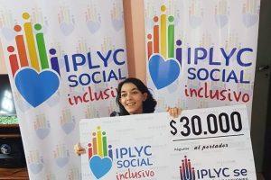 Con el cheque de IPLyC Inclusivo amoblará su departamento