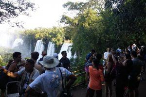 Turismo récord: Cataratas recibió 7 por ciento más de turistas que en 2017