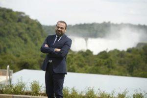 """Gabriel Escarrer, el español que invirtió US$ 20 millones para crear en Iguazú el """"mejor hotel de Argentina"""""""