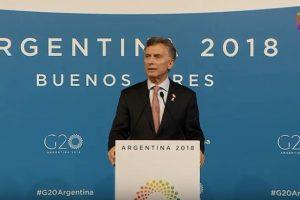 Macri: «Coincidimos en que la OMC necesita eliminar trabas»