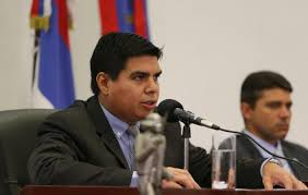 Fernando Meza fue reelecto presidente del Concejo posadeño