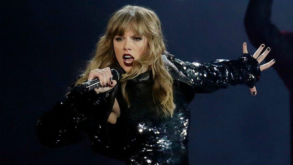 Taylor Swift utiliza tecnología oculta para reconocer acosadores