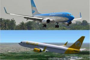 Aerolíneas «copia» a Flybondi y desde el lunes cobra tarifas base más baratas y el pasajero opta por equipaje, asiento o cambios