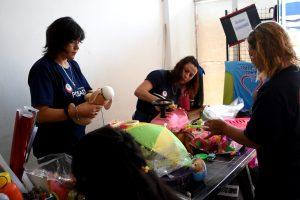 Más de 1300 niños recibieron regalos reparados en la Clínica de Juguetes