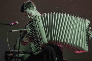Vacaciones musicales para Sergio Tarnoski