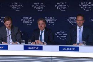 Dujovne, en Davos: «En 2020 la Argentina crecerá y será resultado de la aceleración de las reformas»