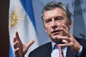 La imagen de Macri volvió a caer en enero