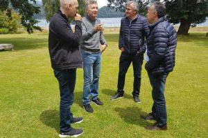Macri se reunió con Cornejo, Morales y Rodriguez Larreta