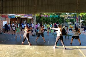 Posadas: más de 200 personas participan de actividades deportivas en el IMeFiR