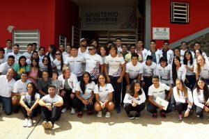 Misiones inició el camino a Madryn para los Juegos Nacionales de Playa