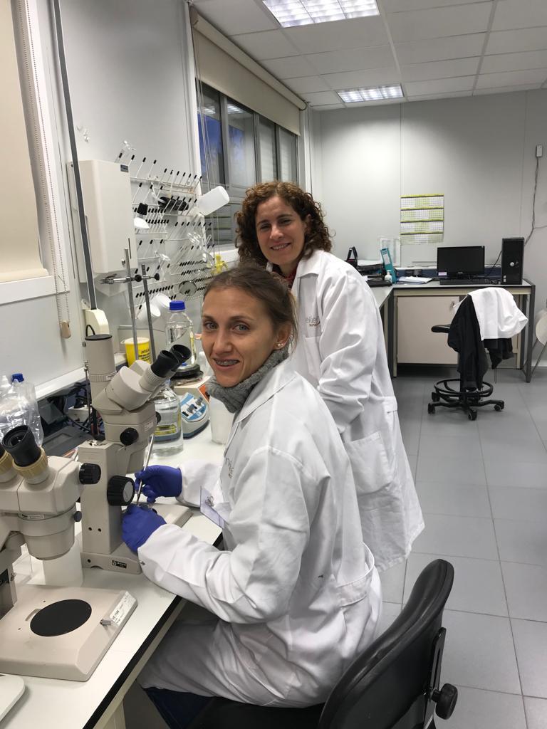 Biofábrica capacita en nuevas biotecnologías a su personal