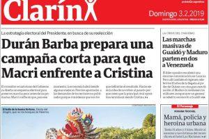 Las tapas del domingo: Durán Barba y la campaña corta de Macri y perogrulladas de Dujovne
