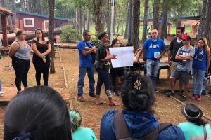 Encuentro Provincial de Jóvenes: Amplia participación de militantes motivados por la formación política