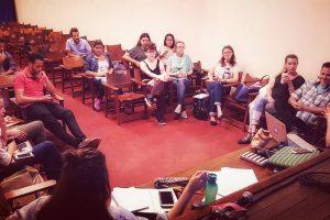 El IAAviM realiza charlas sobre los proyectos e inciativas audiovisuales del 2019