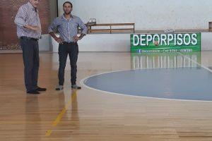 Wanda: avanzan las obras y la ciudad se prepara para el Mundial de Futsal 2019