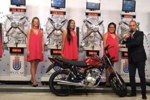 Fueron para Oberá las dos primeras motocicletas de la Poceada