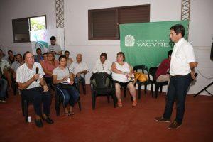 La EBY dispone de un nuevo espacio de encuentro para los vecinos delbarrio San Isidro