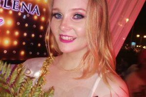Daniela Tucholke fue elegida Miss Playa Encarnación