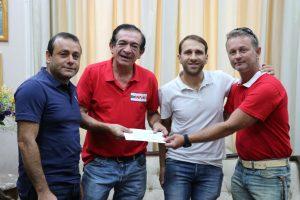 Apoyo al Rally Misionero para la realización de una fecha del Sudamericano