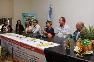 Colonia Aurora se prepara para la decimoquinta Fiesta del Ananá