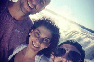 Manu Ginóbili eligió las Cataratas del Iguazú para celebrar San Valentín