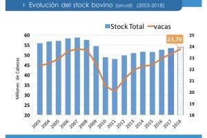 Etchevehere: «Argentina recupera el stock de vacas después de 12 años»