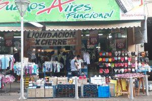 """""""La Buenos Aires Funcional"""" se suma a los comercios posadeños que ya no pueden hacerle frente a la crisis"""