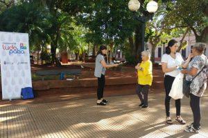 La comunidad se mostró interesada por actividades por el Día del Juego Responsable