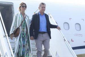 Macri inició en Vietnam el último tramo de su gira asiática