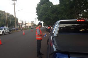 La Policía de Misiones lleva adelante un megaoperativo con 1800 policías en las calles