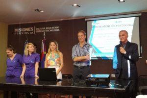 Se realizó una charla de prevención de la violencia de género