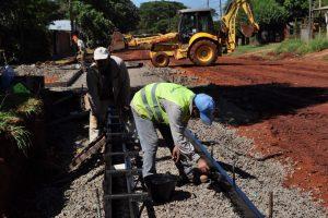 Vialidad continúa la modernización de la avenida Aguado