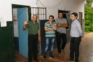 """La EBY remodela el Instituto Superior """"Monseñor Jorge Kemerer"""""""