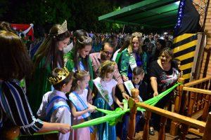 Campo Viera vive a pleno la fiesta nacional del Té