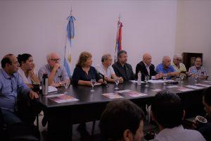 Presentaron la agenda de actividades por la «Semana de la Memoria, la Verdad y la Justicia»