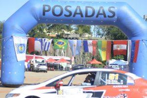Hoy en Posadas, larga simbólicamente el Rally Sudamericano