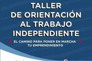 Arrancó el taller de orientación al trabajo independiente dictado por la Municipalidad
